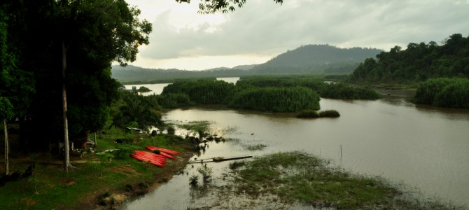 TASIK CHINI: A Documentary on the Environment in Malaysia